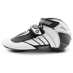 Bont Z ST white boot