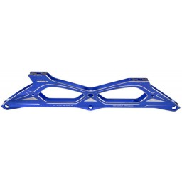 Powerslide XXX frame blue 3x125mm