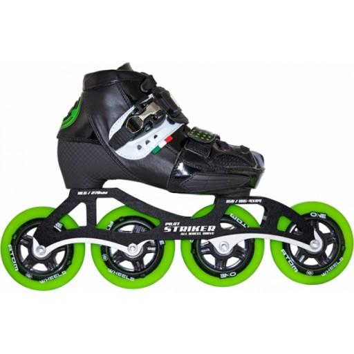 3208827be8c Luigino Kid's Challenge Adjustable skate