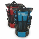 Versatile sports bag for inline skaters